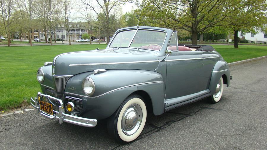 1941 Ford Convertible – The Stable, Ltd